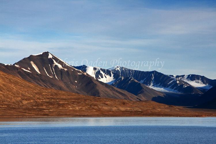 Woodfjorden Mountains #2