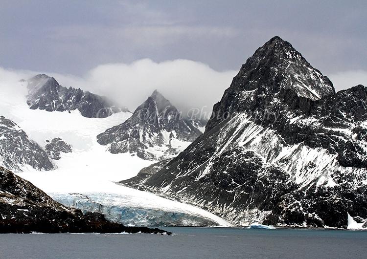 Antarctic Landscape #26