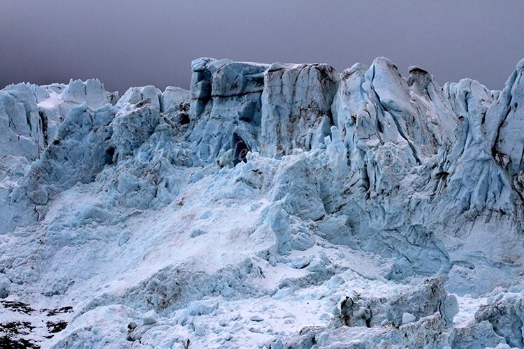 Glacier in Antarctica 4