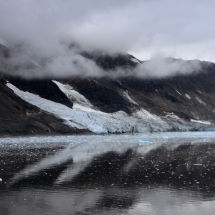 Glacier Reflection