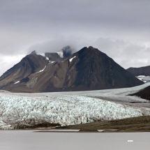 Glacier #1 in Burgerbukta Fjord