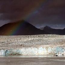 Glacier Rainbow