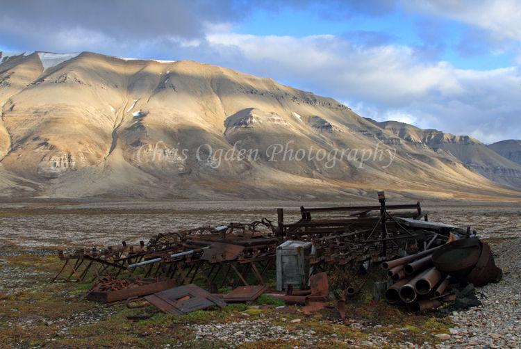Remnants of the Railway
