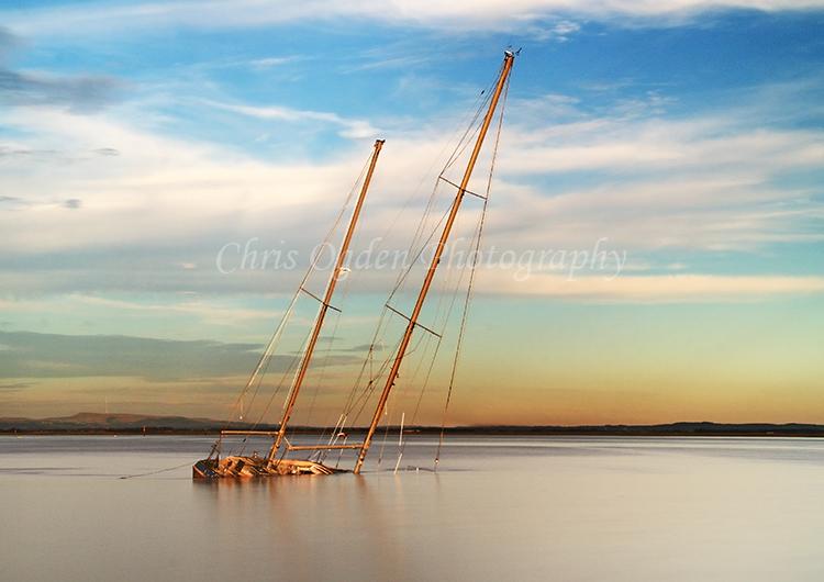Estuary Wreck