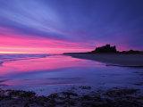 Sunrise at Bamburgh