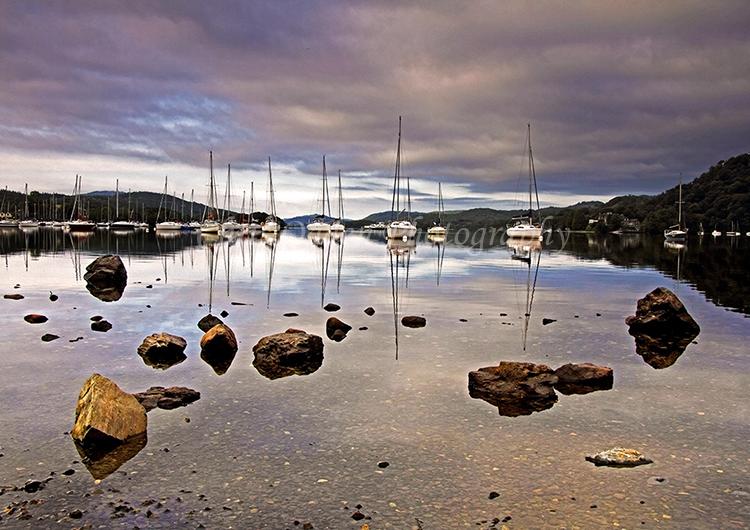 Still Morning on Lake Windermere