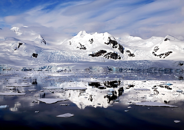Antarctic Landscape #5