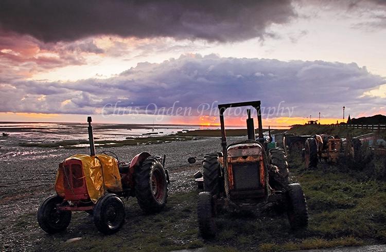 Fishermens' Tractors