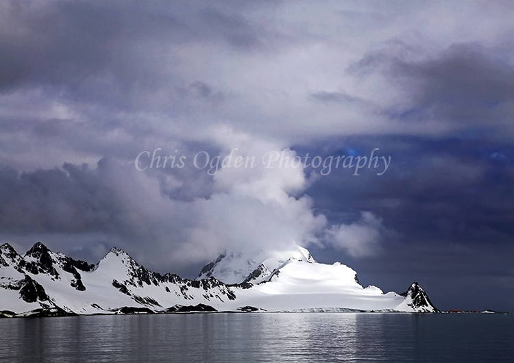 Antarctic Landscape #10