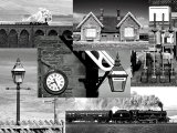 Ribblehead Station Montage