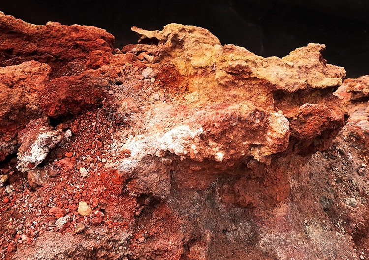 Volcanic Lava Rock #4