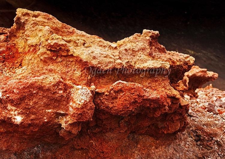 Volcanic Lava Rock #5