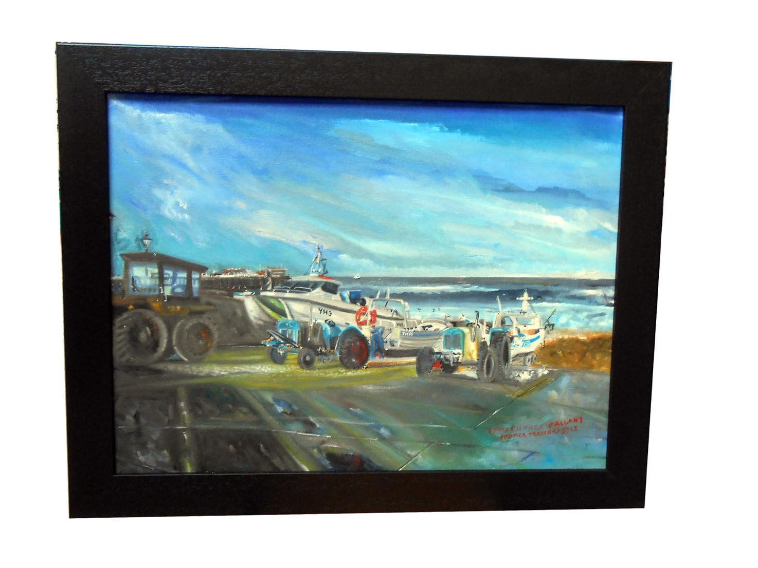 'Cromer tractors'