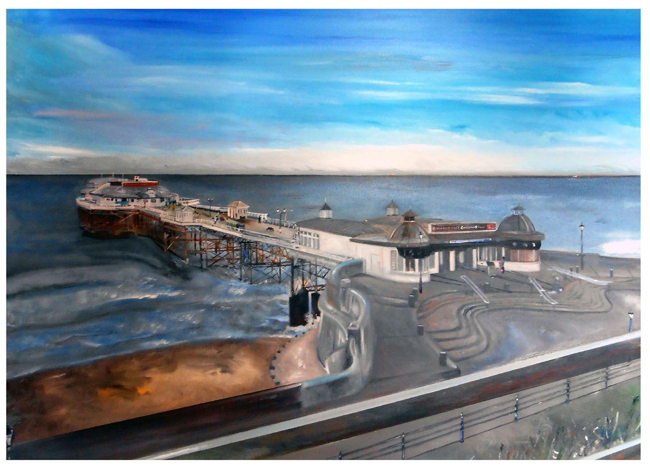 'Cromer pier'