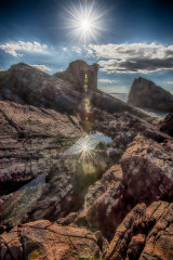Split Rock Sunshine