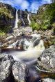 Waterfall near Inchnadamph