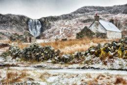 Clashnessie Falls & Snow