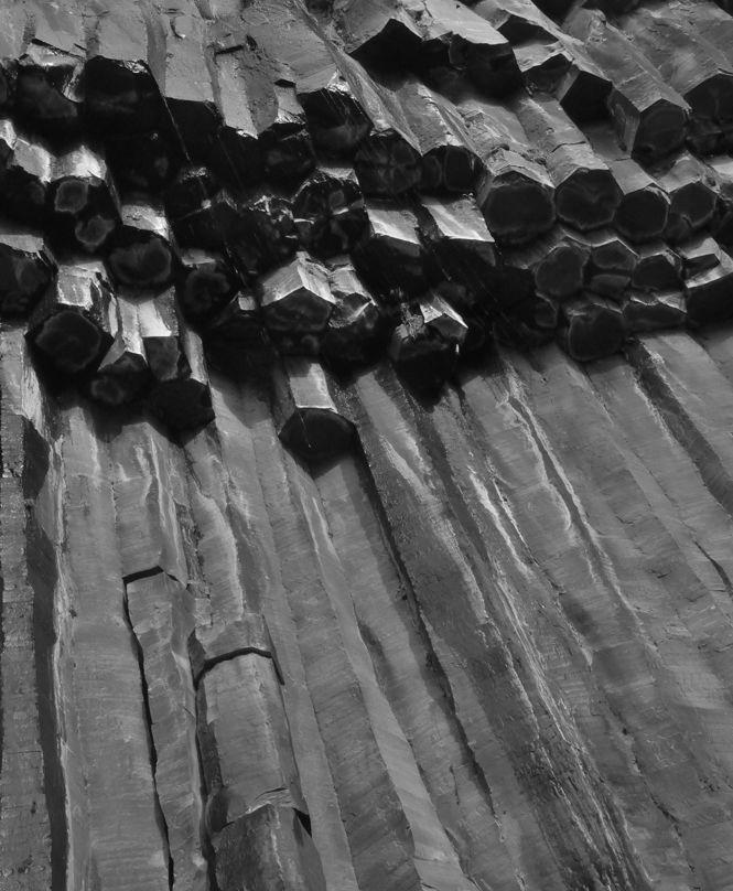Basalt Overhang