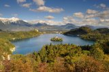 Lake Bled Overlook