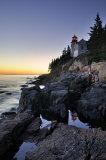 Bass Harbor Lighthouse Reflection
