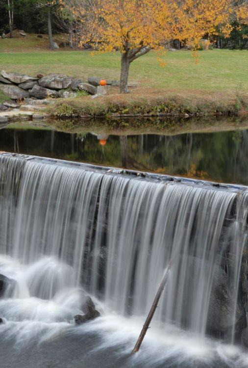 Weston Waterfall