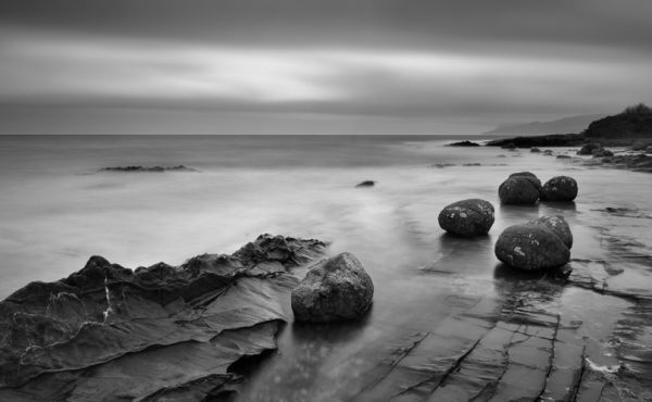 Boulders at the Cove