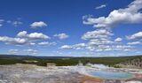 Grand Prismatic Landscape