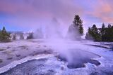 Fire Hole Lake Sunrise