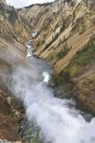 Yellowstone Canyon from the Lower Floors