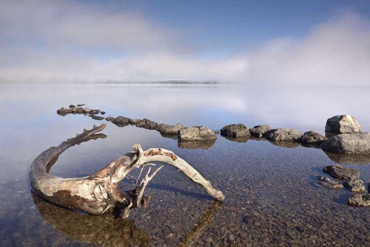 Grand Teton Lake 2