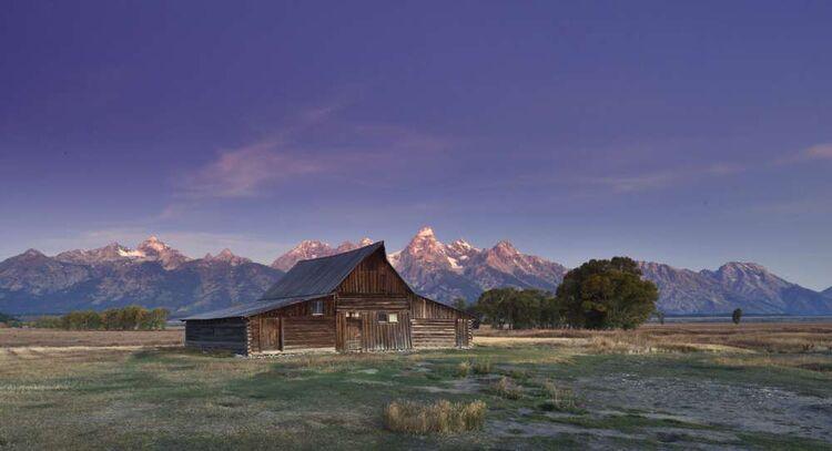 Molton Ranch Predawn