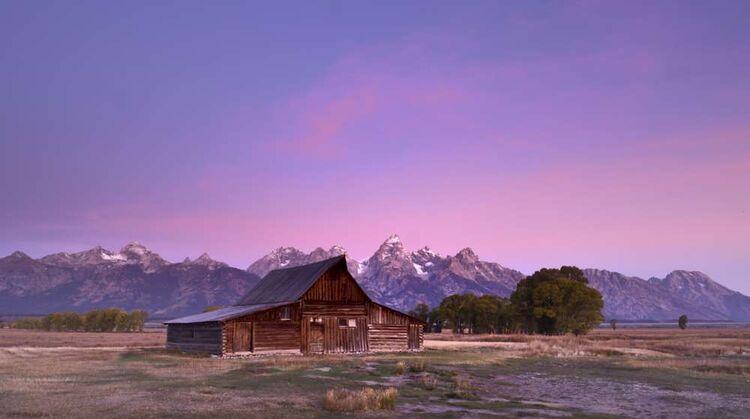 Molton Ranch Predawn 2