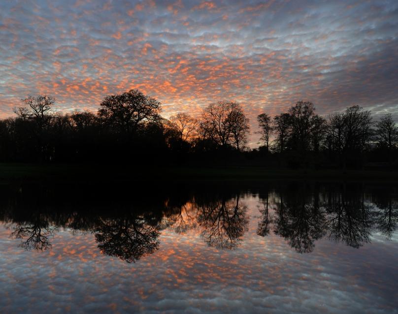 Berkshire Sunset