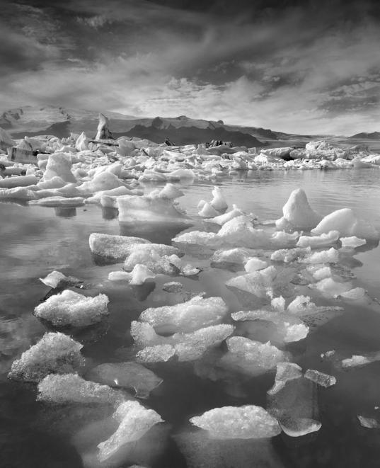 Lagoon Ice