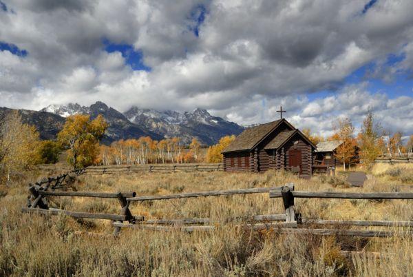 Teton Church
