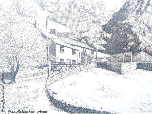 Brookside Cottage, Wildboarclough