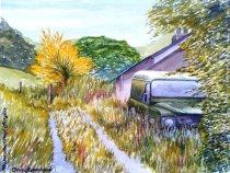 Hidden Land Rover