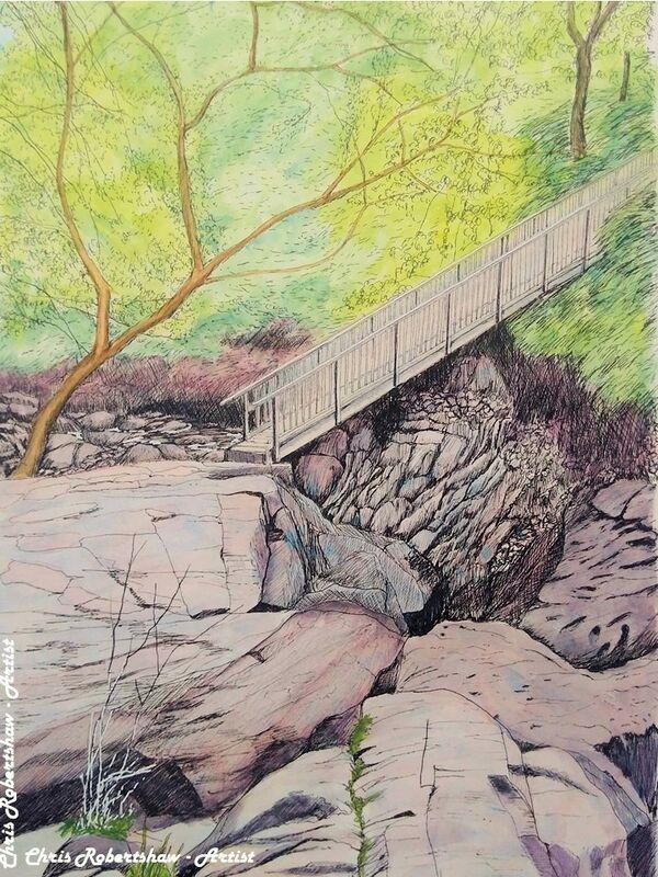 Miner's Bridge, Betws-y-coed