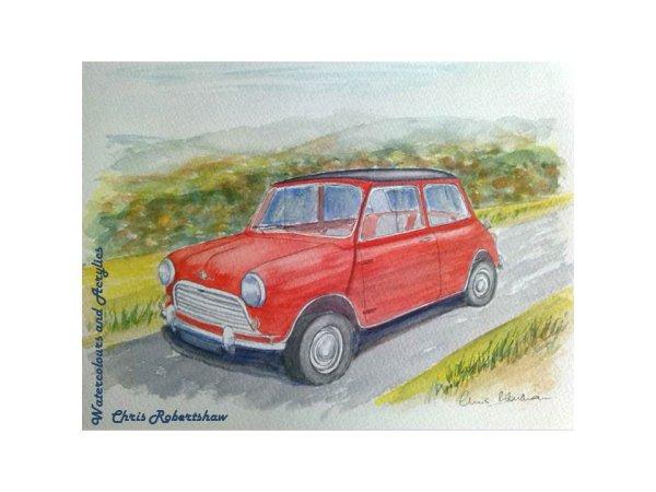 Mini Cooper S 1966