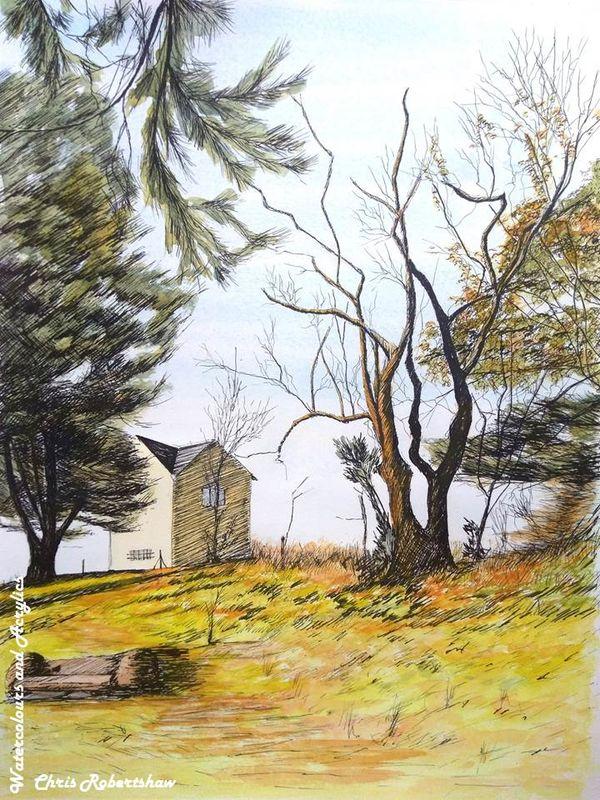 Paddock Cottage, Lyme park