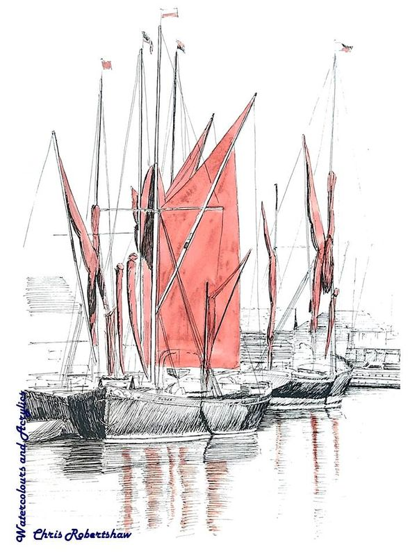 Red Sails at Maldon