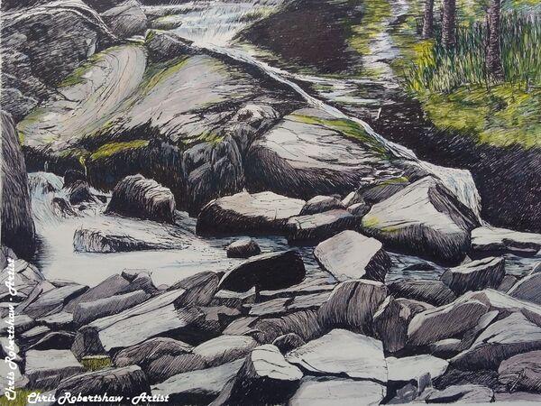 River Ogwen, Snowdonia