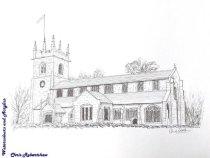 St Bartholomews Church, Wilmslow