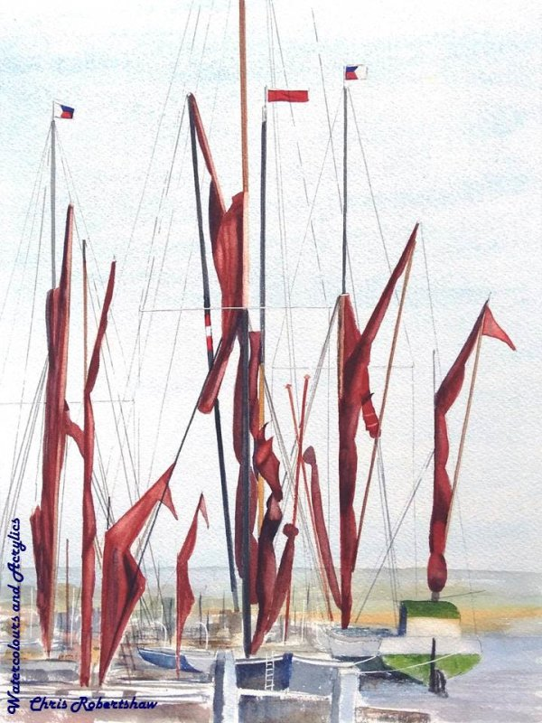 Red Sails, Maldon
