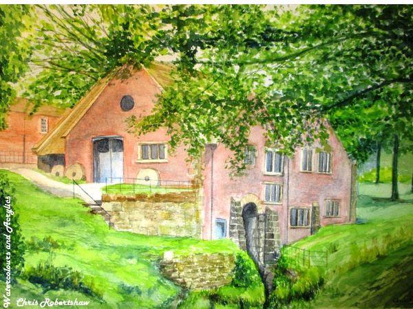 The Mill, Dunham Massey