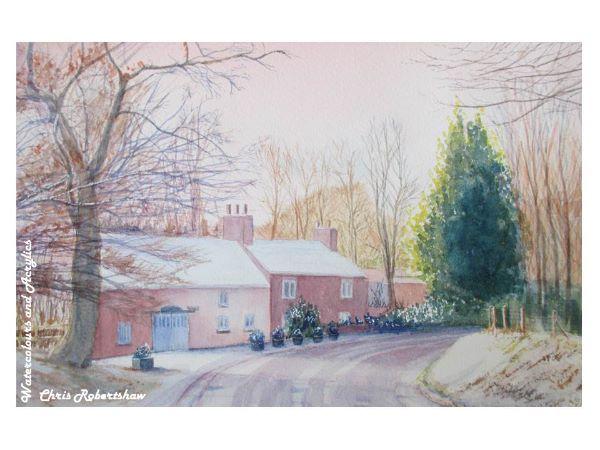 Siddington Smithy, Cheshire