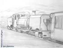 Welsh Highland Railway No.87