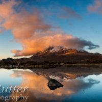 Dawn Loch Caol Skye