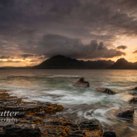 Elgol Skye sunset