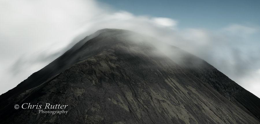 Glamaig cloud